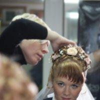 подготовка ... :: Надежда Шемякина