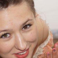 разноглазик :: Надежда Маратканова