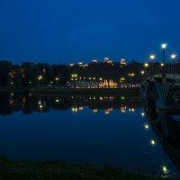 Летний вечер :: Андрей Шаронов