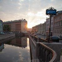 Кокушкин мост :: Анна Кле
