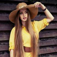Шляпка :: Женя Рыжов