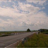 Дорога в лето :: galina tihonova