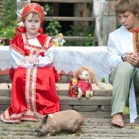 Русские забавы :: Татьяна Абдурахманова