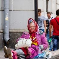 Незаметные люди. :: Алексей Герасимов