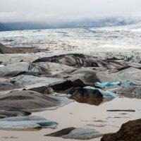 Исландия. Ледник ВАТНАЙОКУЛЛ :: Олег Неугодников