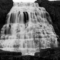Исландия. Водопад ДИНЬЯНДИ :: Олег Неугодников