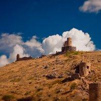 Генуэзские башни :: Мария Скрынник