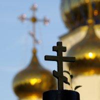 Крест :: Игорь Кирпатовский
