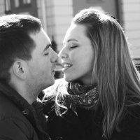 Поцелуй :: Ольга Головина