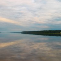 Туманное озеро :: Станислав Соколов