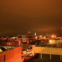 Ночной город (из старого) :: Galina Kazakova