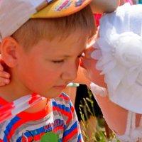 Детская невинность :: Валерий Симонов