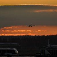 Посадка на восходе :: D. S.