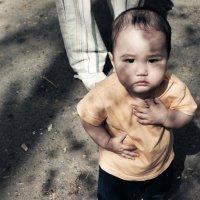 мальчик :: Молдир Ашимханова