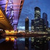 Веер моста :: Виктория Иванова