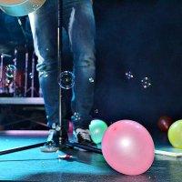 Поймай мыльный пузырь :: Black Parade