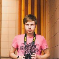 Автопортрет :: Евгений Чайковский