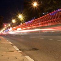 ночной город :: Анастасия Симак