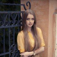Вика Верейкина :: Женя Рыжов