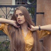 Волосы Вики :: Женя Рыжов