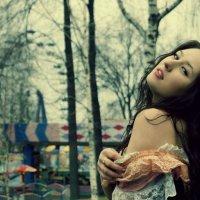 Марина и парк :: Надежда Маратканова