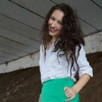 улыбки нет прекраснее на свете :: Надежда Маратканова
