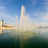 фонтанная радуга :: Марат Биктагиров