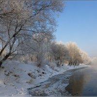 Январскою порой на берегу :: galina tihonova