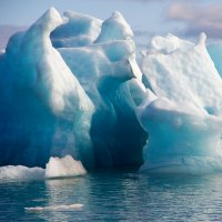 Искусство природы. Айсберги Исландии #1 :: Олег Неугодников
