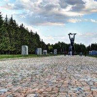 Парк Победы в Омске :: Eugene A. Chigrinski