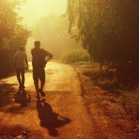 Rising sun :: Евгений Елисеев