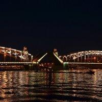 Большеохтинский мост :: Катенька Кодорова