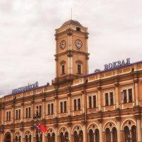 Московский вокзал :: Сергей Sahoganin