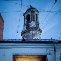 часовая башня :: Игорь Евдокимов