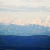Кавказский хребет :: Юлия Говорова