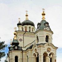 Форосская церковь :: Ольга Шестакова