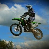 Motocross... :: Marusya by Marusya