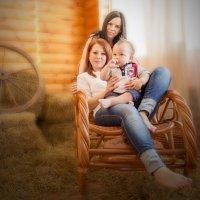 Семья :: Оксана Жданова
