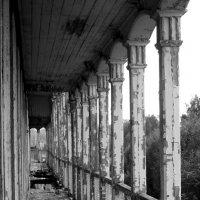 старая палуба :: Alexandr Nikitin