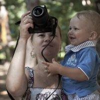 Мама, смотри как я снял :: Борис Гольдберг