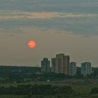 закат :: Yuri Chudnovetz