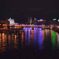 Ночная Москва :: Анастасия Прибыткова