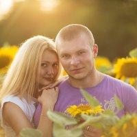 Елена и Валерий :: Полина Крывулько