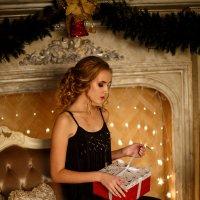 Новогоднее :: Ксения