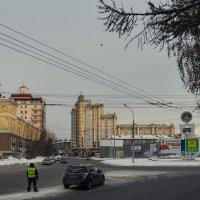 Фрагмент Новосибирска :: cfysx