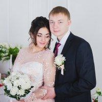 Дарья и Иван 26.11.2016 :: Олеся Лазарева