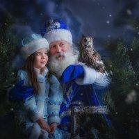 Новогоднее волшебство! :: Ольга Егорова