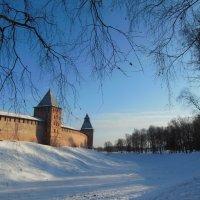 Башни Кремля. Великий Новгород. :: Татьяна