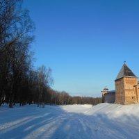 Кремль. Великий Новгород. :: Татьяна