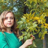 Настя :: Yuliya Proskuryakova